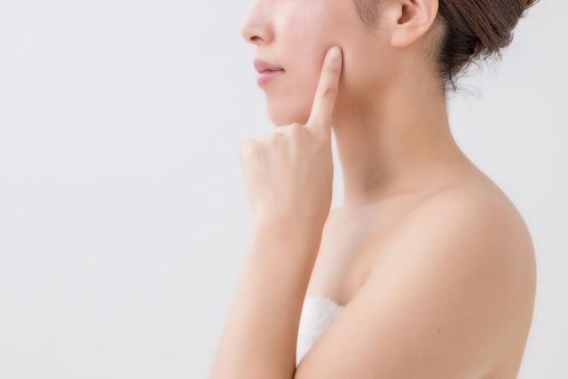 皮膚への強い刺激